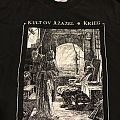 Krieg / Kult ov Azazel - Split CD shirt