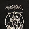 Axegrinder - TShirt or Longsleeve - Axegrinder - Axes and Skull shirt