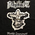 Nihilist - TShirt or Longsleeve - Nihilist - Morbid Devourment shirt
