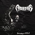 Amorphis - Privilege of Evil shirt