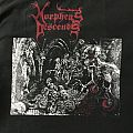 "Morpheus Descends ""in blood lies life"" shirt"