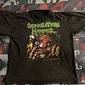 Demolition Hammer - TShirt or Longsleeve - 91 euro tour shirt