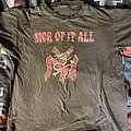 Sick Of It All - TShirt or Longsleeve - The pain strikes shirt