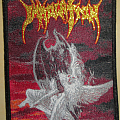 Patch - Immolation - Dawn Of Possession Woven Bootleg Patch
