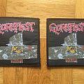 Gorefest - False patch - Bootleg?
