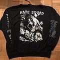Hate Squad Hoodie Hooded Top