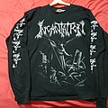 Incantation upon the throne of apocalypse  TShirt or Longsleeve