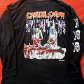 Cannibal Corpse - TShirt or Longsleeve - Cannibal corpse US butchery tour