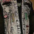 The Front of my Battle Jacket