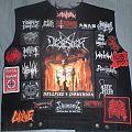 Battle Jacket - first metal vest (first update)