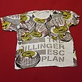 The Dillinger Escape Plan - TShirt or Longsleeve - Option paralysis, Eyes