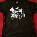 The Black Queen - TShirt or Longsleeve - Smeared band name