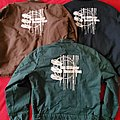 The Dillinger Escape Plan - Other Collectable - John Deere and Dickies Jacket, Blue Variant
