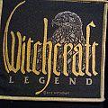 Witchcraft - Legend patch