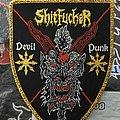 Shitfucker - Devil Punk patch