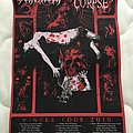 Cannibal Corpse & Behemoth - 2015 Winter Tour Other Collectable