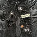 Grind/crust punk pants