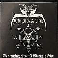 Abigail - Descending From A Blackend Sky 7""