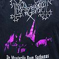 Mayhem - TShirt or Longsleeve - Mayhem - De Mysteriis Dom Sathanas Bootleg Tshirt