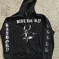 Bathory - Hooded Top - Bathory - S/T Goat hoodie