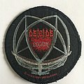 DEICIDE - Legion patch