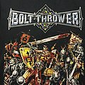 Bolt Thrower - War Master shirt