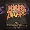 Morbid Angel Abominations Of Desolation 1992 Earache Longsleeve   TShirt or Longsleeve