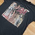 Death Human Euro Tour 1992 shirt