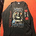 Napalm Death US Grind Crusher Tour 1991 Longsleeve TShirt or Longsleeve