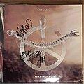 Carcass - Tape / Vinyl / CD / Recording etc - Carcass – Heartwork signed vinyl