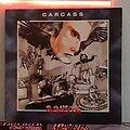 Carcass - Tape / Vinyl / CD / Recording etc - Carcass-Swansong signed vinyl