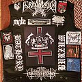 Black Metal Battle Vest