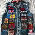 Enter Shikari - Battle Jacket - My Battle Jacket in Progress