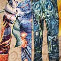 Rings of Saturn - leggings Other Collectable