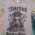 Marduk - Souls for Belial TShirt or Longsleeve