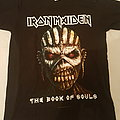 Iron Maiden Book of souls shirt