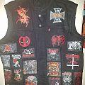 Sepultura - Battle Jacket - My Battle Vest (first upload)