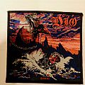 Holy Diver cover, small square Patch