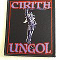 Cirith Ungol - Woven Patch