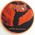 Hellbringer - Awakened from the Abyss - Woven Patch