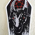 Bathory Woven Patch