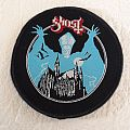 Ghost - Patch - Ghost woven patch