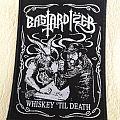 Bastardizer - Whiskey 'Til Death Patch