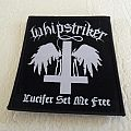Whipstriker Woven Patch