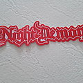 Night Demon Woven patch