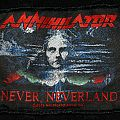 Never Never Land Patch
