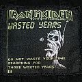 Wasted Years Patch