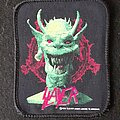 Slayer - Patch - Root of all Evil printed patch