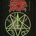 Morbid Angel - Patch - Blessed are the sick