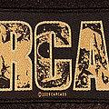 Carcass - Patch - Logo Stripe